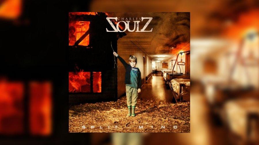 Capa de 'Slipt Mind', novo álbum do Charles Soulz Project