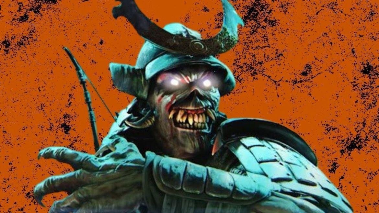 Eddie Samurai em 'Senjutsu', novo álbum do Iron Maiden