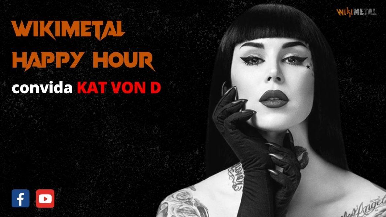 The Wikimetal Happy Hour com Kat Von D