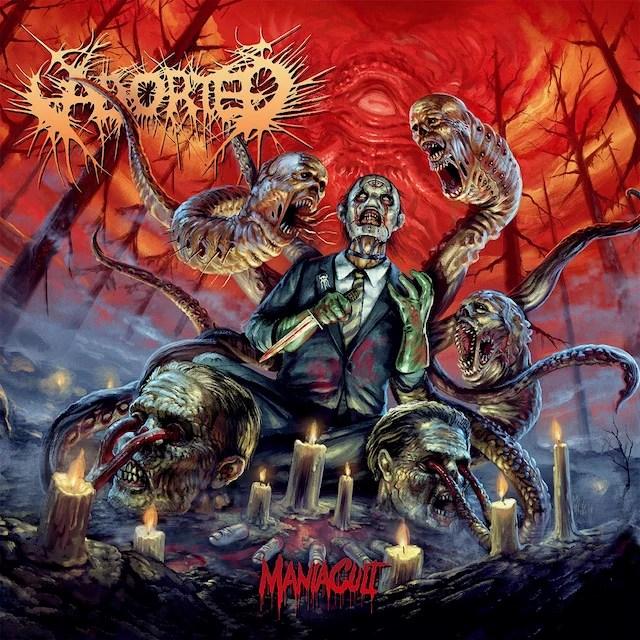 ''ManiaCult', álbum do Aborted