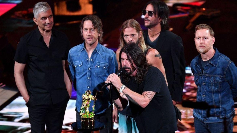 Foo Fighters no VMA 2021