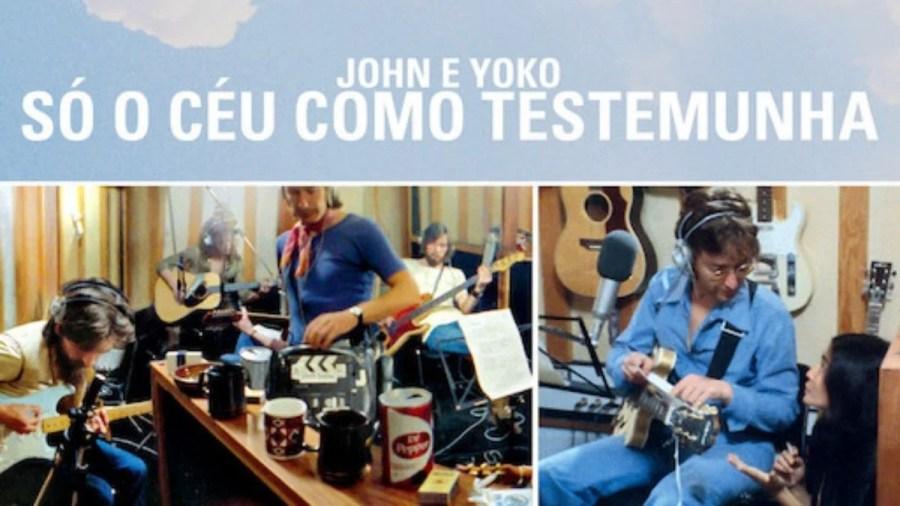 'John e Yoko: Só o Céu como Testemunha'