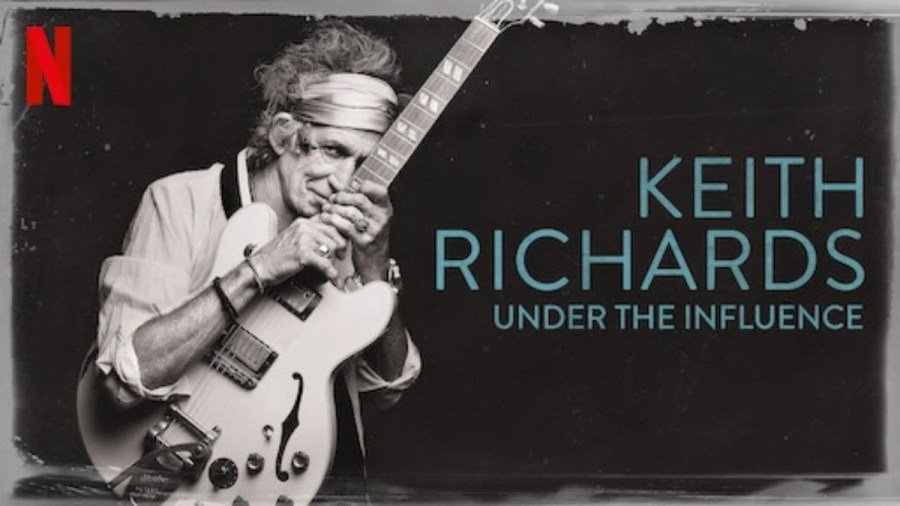 'Keith Richards: Under the Influence