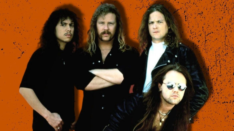 Metallica em 1991