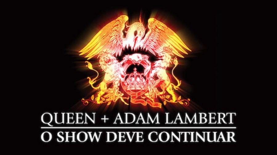 'Queen + Adam Lambert: O Show Deve Continuar'