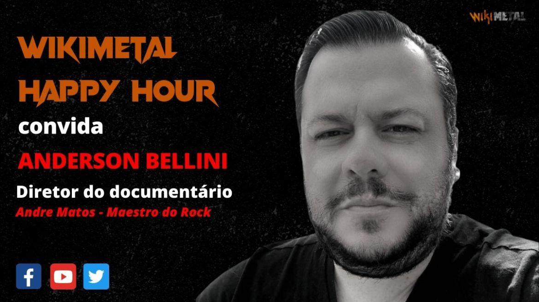 The Wikimetal Happy Hour com Anderson Bellini