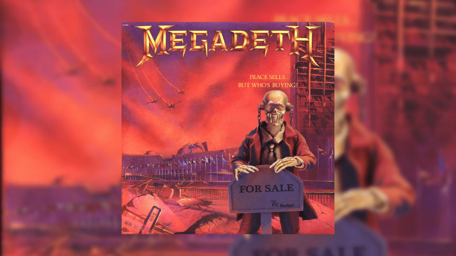 Megadeth - 'Peace Sells... but Who's Buying?'