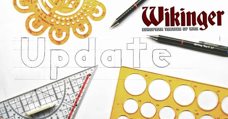 Wikinger March Update