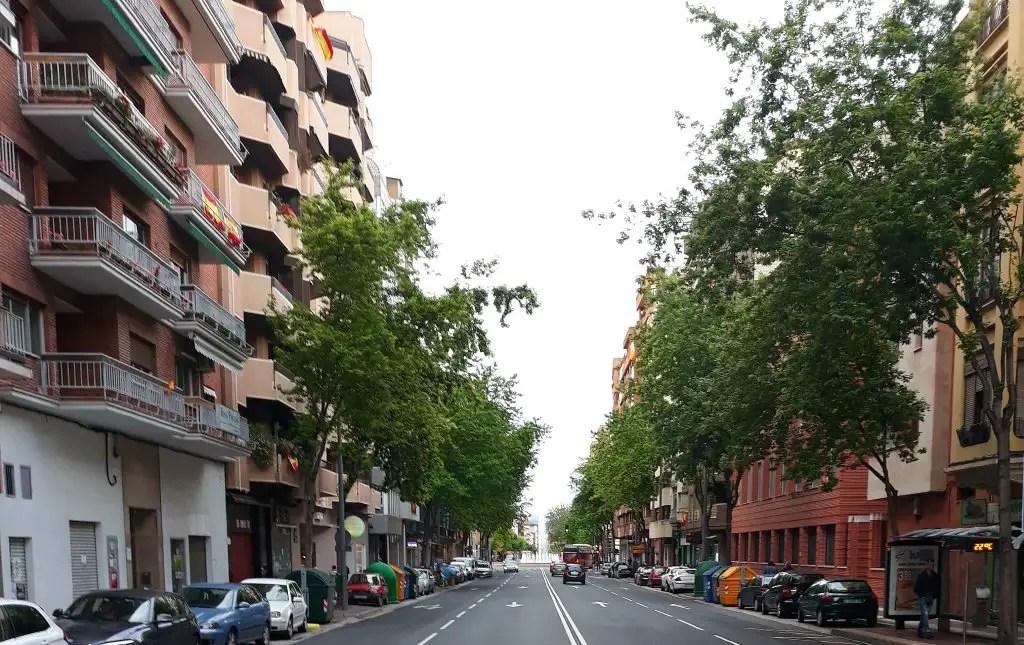 Calle Vara de Rey de Logroño