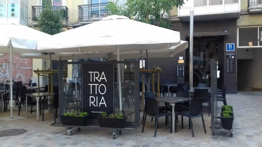 restaurante italiano logroño tagliatella