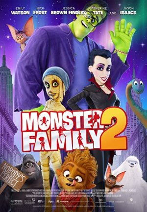[Movie] Monster Family 2 (2021) – Hollywood Movie | Mp4 Download
