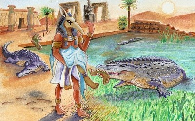 La Busqueda de Osiris
