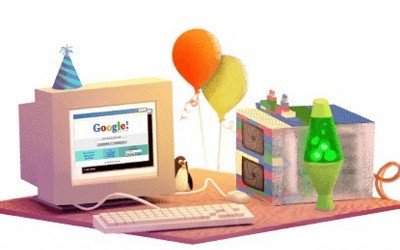 El Aniversario de Google