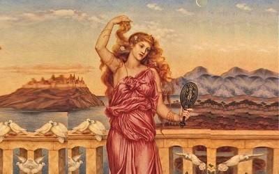 Helena de Troya Hija de Zeus