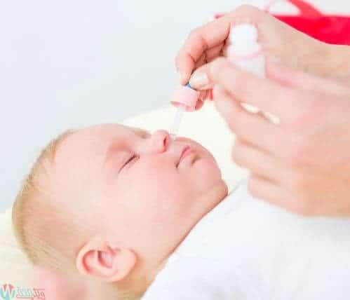 التهاب الحلق عند الاطفال والرضع اعراضه و علاجه 3