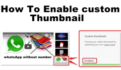 How to Enable Custom Thumbnails on YouTube-www.wikishout.com