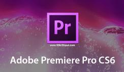 Adobe Premiere Pro CS6 Free-www.wikishout.com