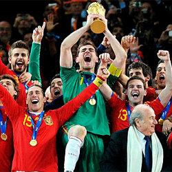 WK viering 2010