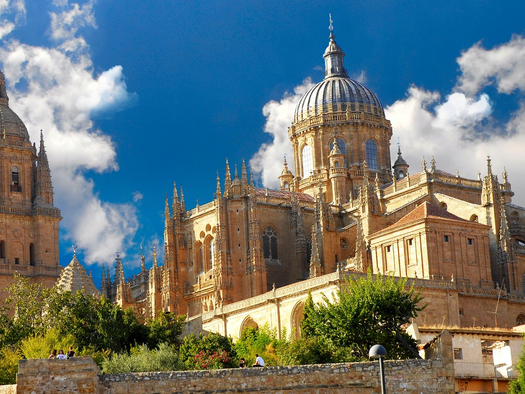 Katedraal en oude centrum, Salamanca