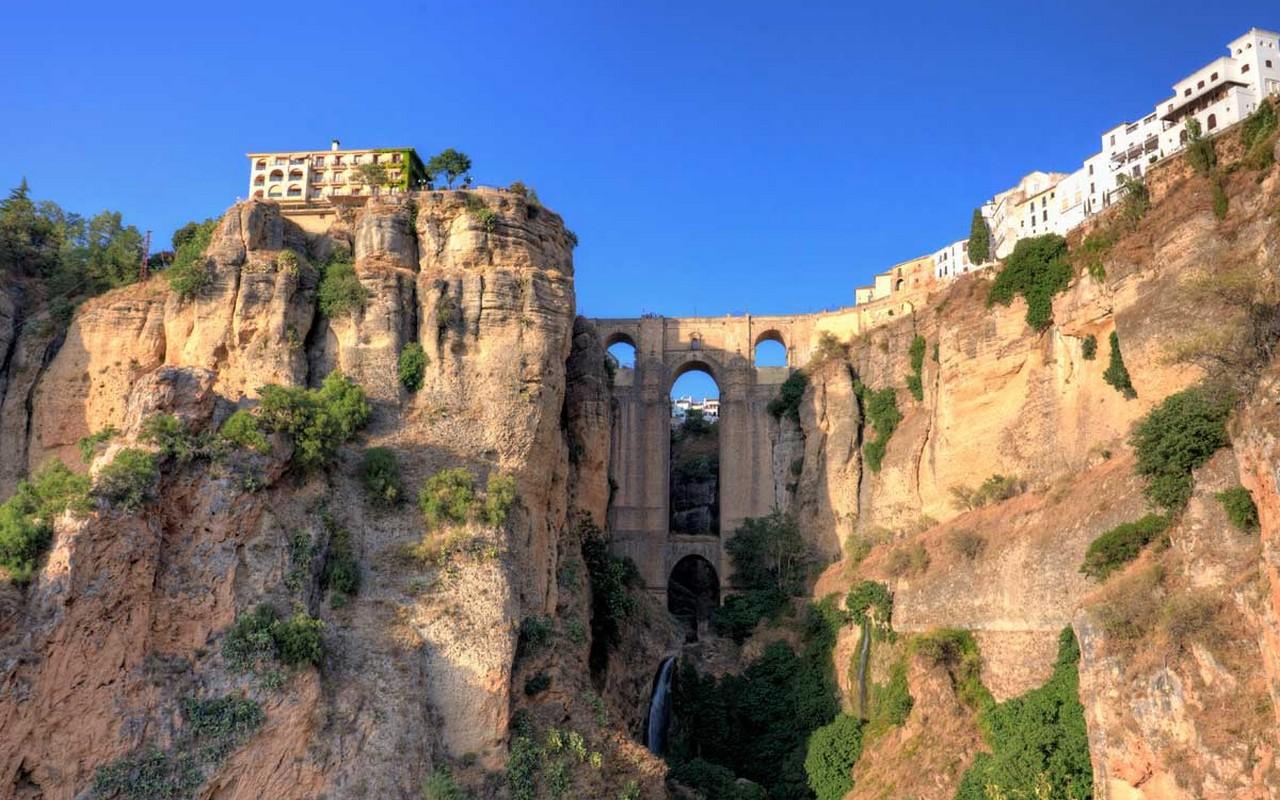 Ronda, Málaga (Andalusië)