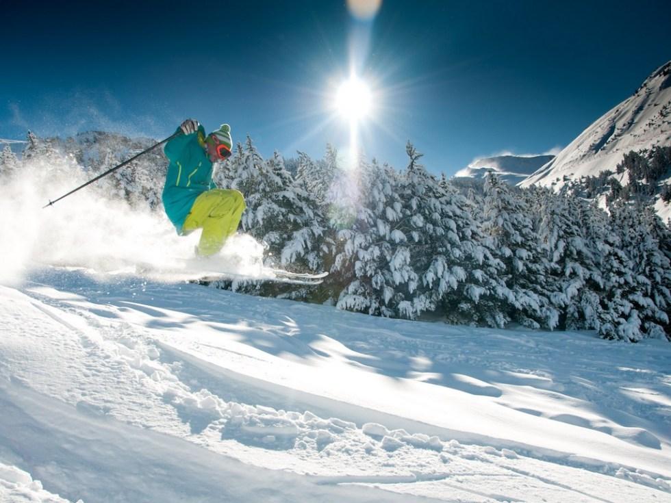 Skiën In Spanje, Waarom Niet? Het Is Mogelijk Bij 34 Skigebieden