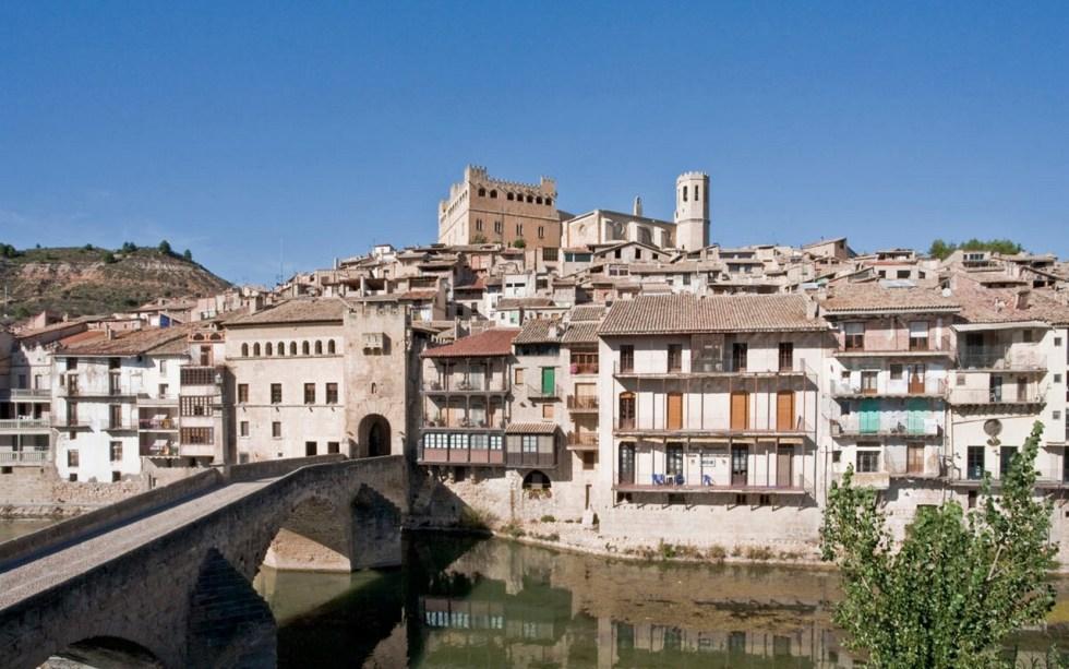 Fotogalerij: Zijn Dit De Mooiste Middeleeuwse Dorpen Van Spanje?