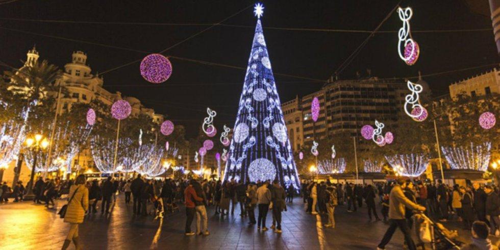 Valencia - Calle Colon - Foto: Turisvalencia
