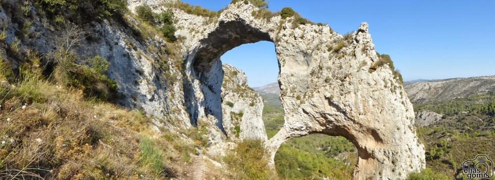 Het Binnenland Van De Costa Blanca Blijft Verrassen