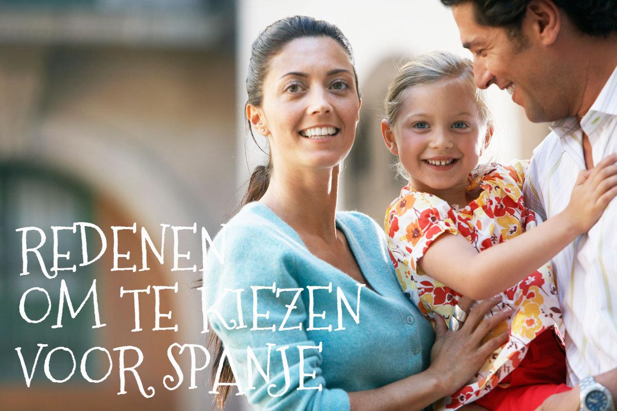 Mijn Redenen Om Te Kiezen Voor Spanje