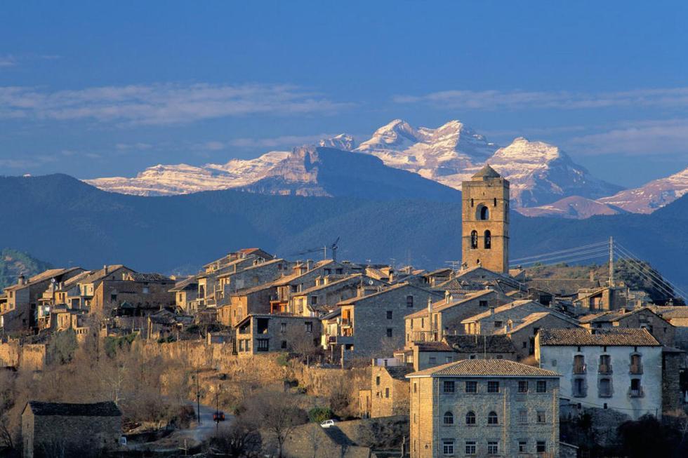 Ainsa, Huesca (Aragon)