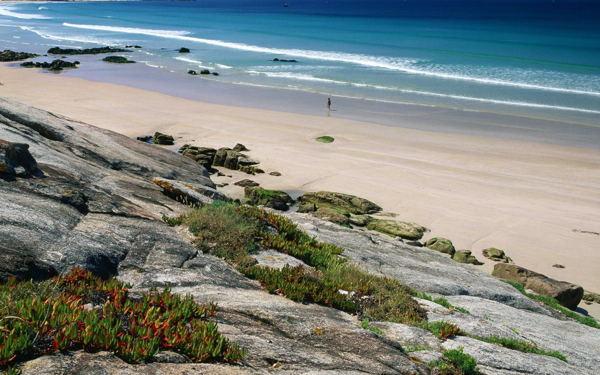 Playa de Canelas (Sanxenxo, Pontevedra)