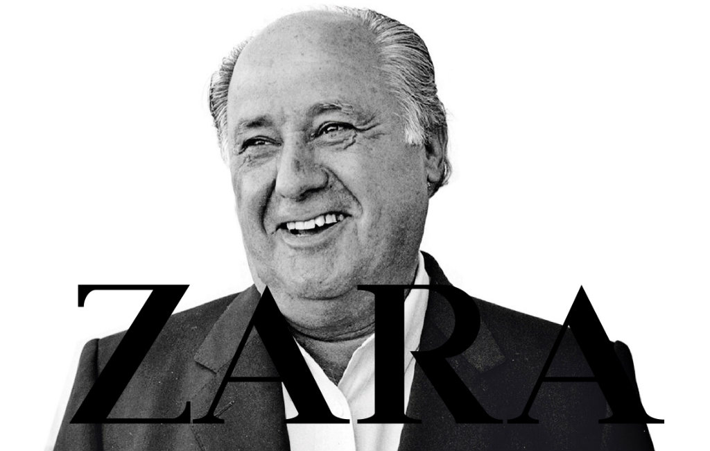 Het Succesverhaal Van De ZARA Winkels En De Oprichter Amancio Ortega