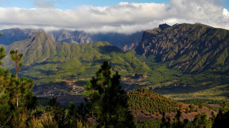 Nationaal Park Caldera De Taburiente