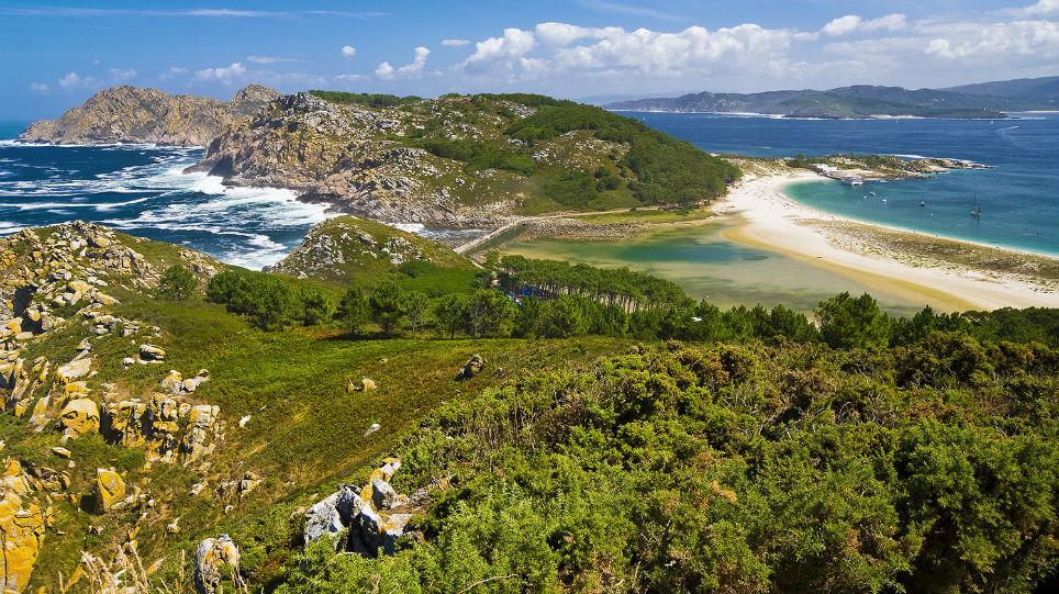 Nationaal Park Islas Atlanticas De Galicia