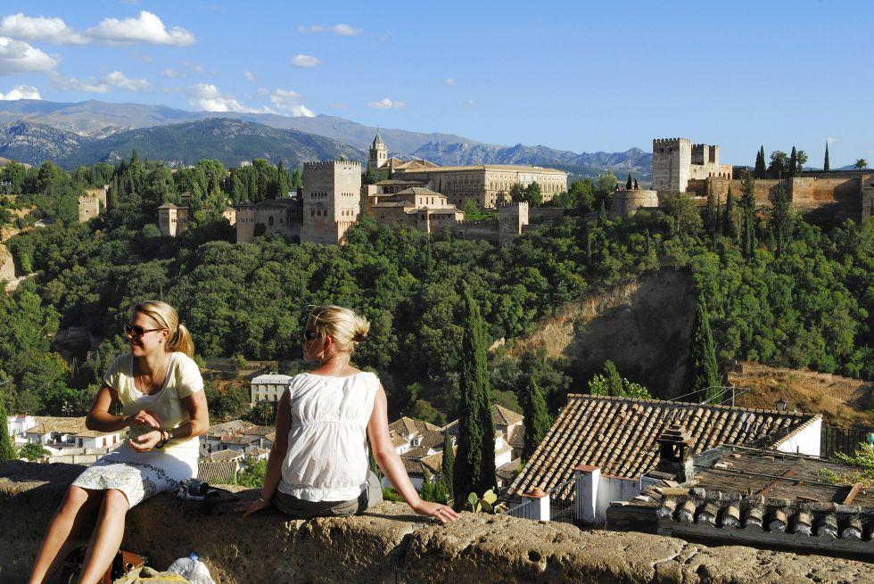 De 15 Meest Bezochte Plaatsen En Monumenten Van Spanje
