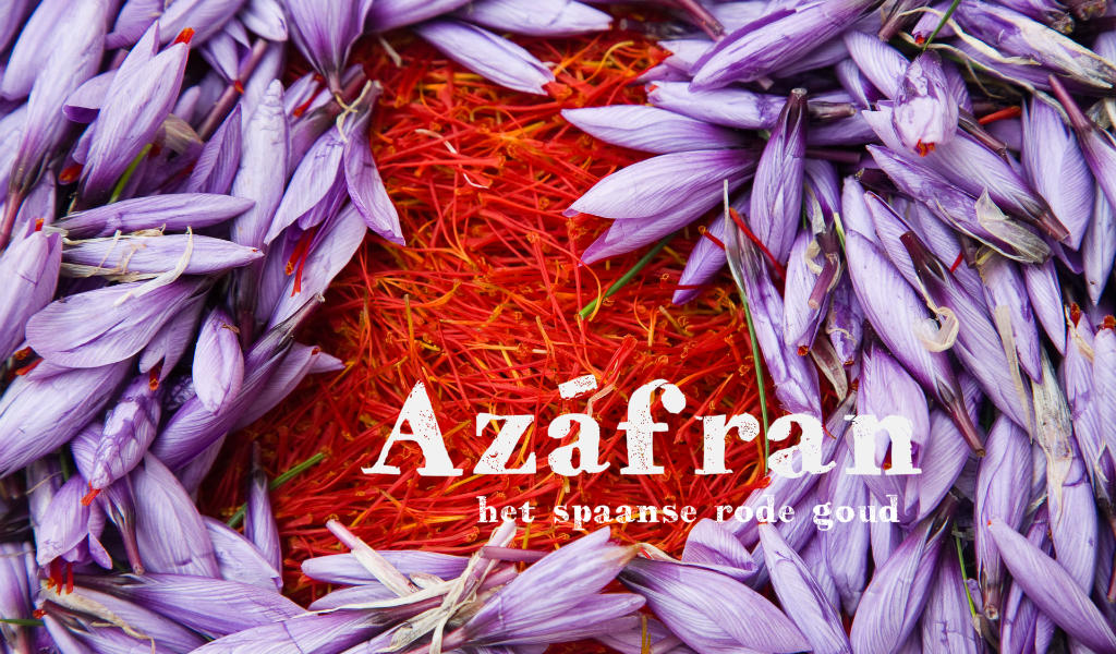Het Spaanse Rode Goud: Saffraan Of Azafrán