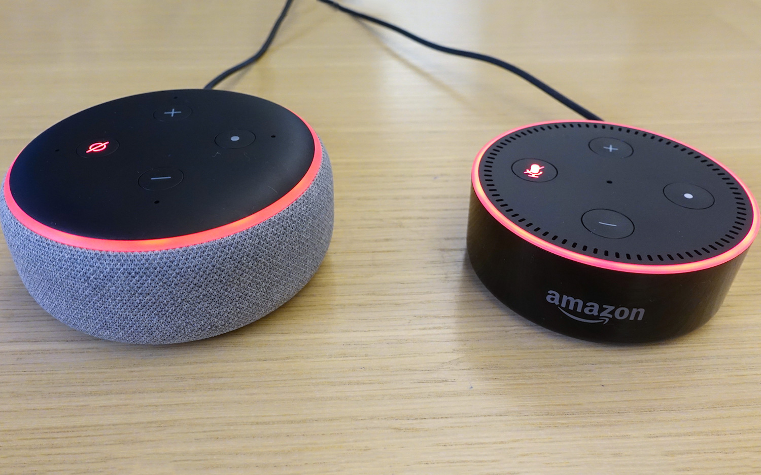 Differences Between Amazon Echo Dot 2 vs. Echo Dot 3