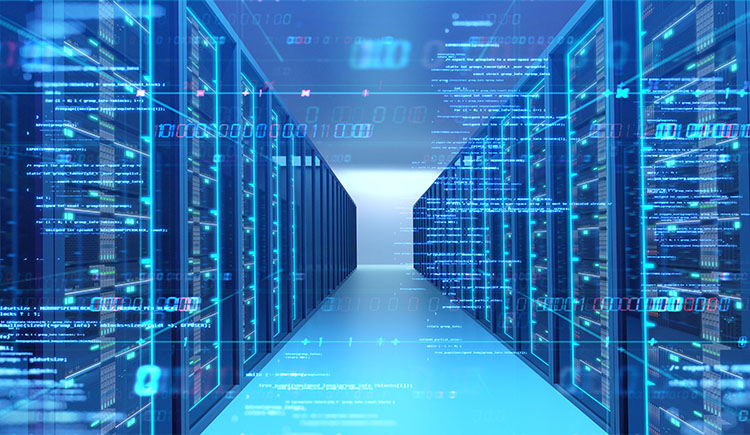 Where are all the data on the Internet stored?
