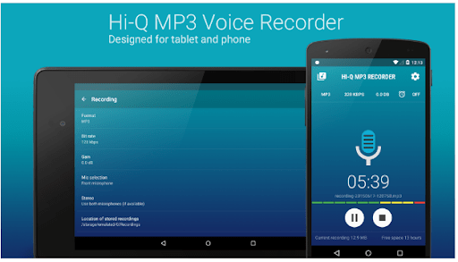 Hi-Q Voice Recorder