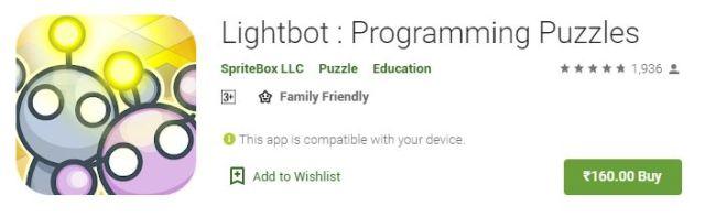 Lightbot Programming PuzzlesLightbot Programming Puzzles