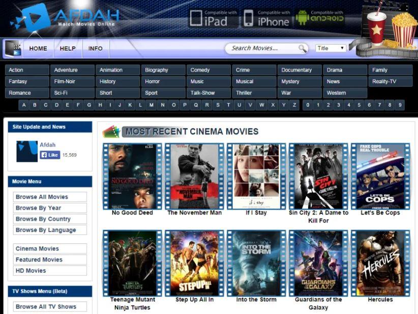 Afdah Movies | Top 10 Afdah Alternative | Watch afdah Free Movies Online | TV Shows Alternatives