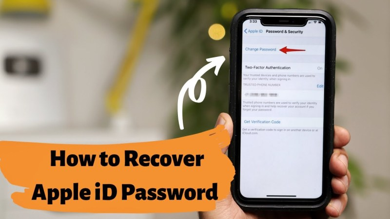 How to Recover the iCloud Account if I forgot my Username or Password?