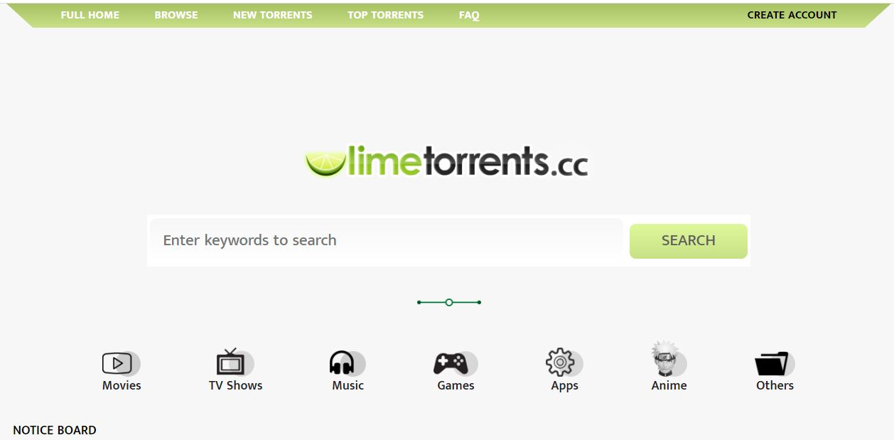 Limetorrents Proxy Unlocked Limetorrents Proxies and Mirror Sites List [100% working]