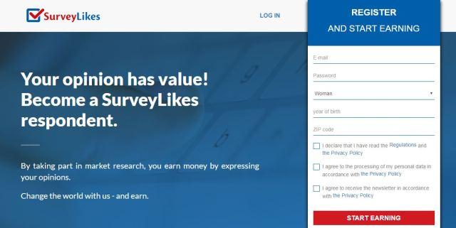 survey likes
