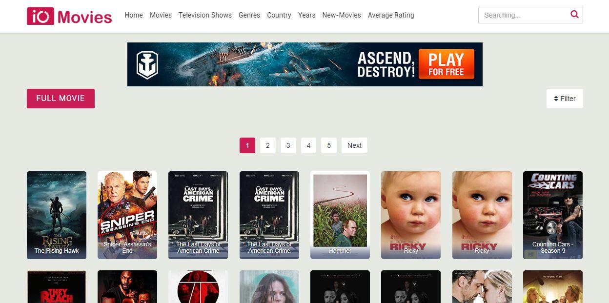 Best Iomovies Alternatives Sites To Watch Movies Online In 2020 Wiki Tech Updates