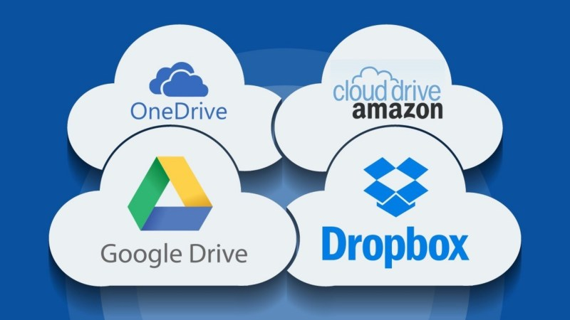 what is the best cloud service? Google Drive, Dropbox, Onedrive and Amazon Drive