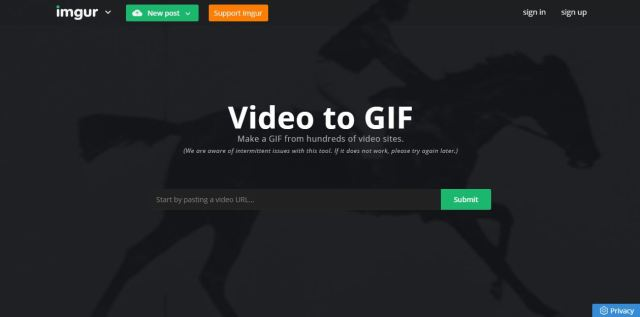 Ingur Video to GIF