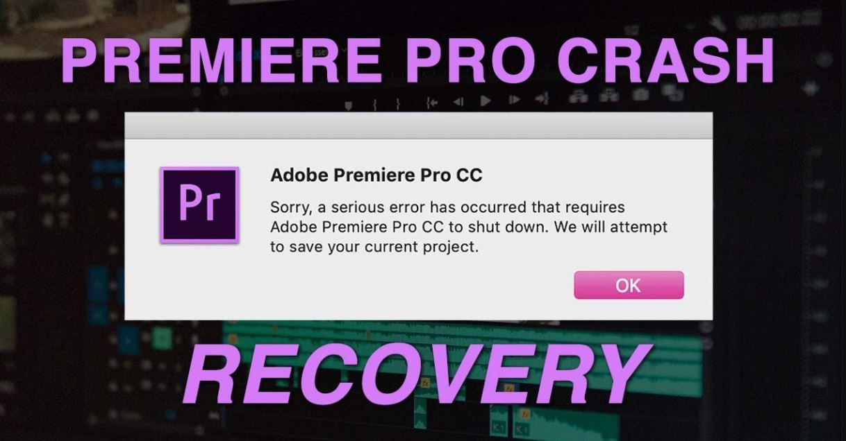 Why is Adobe crashing?