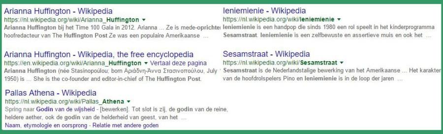 WikiWebsites - veel meer mogelijk