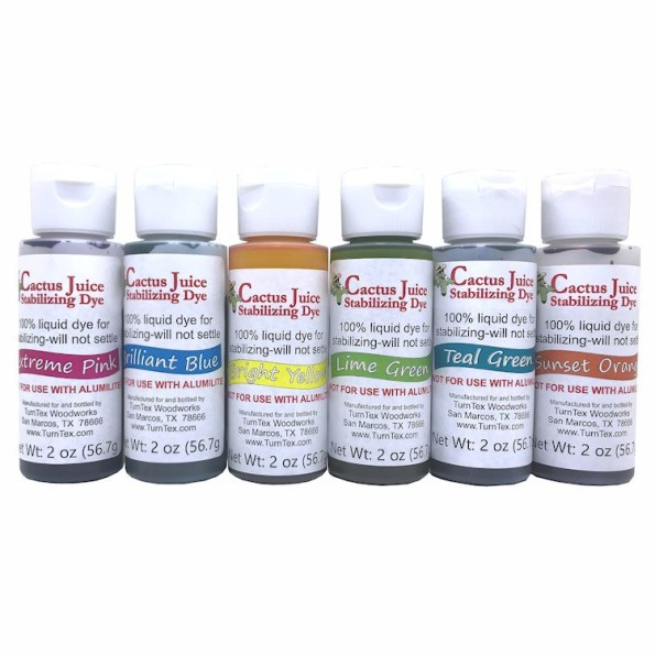 Cactus juice färgämne till stabiliseringsmedel